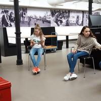 20200910 Overdracht tijdcapsule Cleijn Hasselt aan Stadsmuseum Tilburg 4 LR