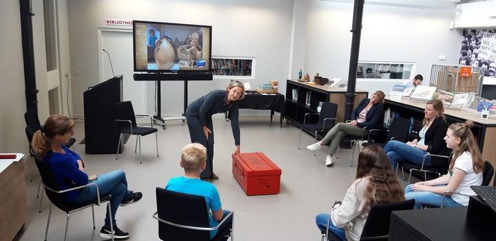 20200910 Overdracht tijdcapsule Cleijn Hasselt aan Stadsmuseum Tilburg 5 LR