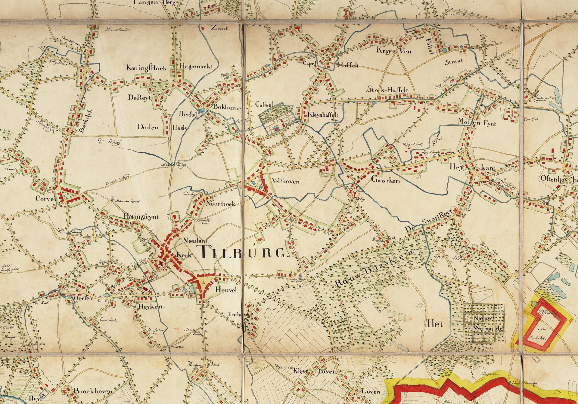 Tilburg verhees