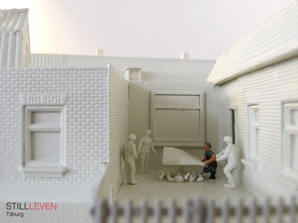 STILLLEVEN TILBURG 1 Studio Rocco Verdult