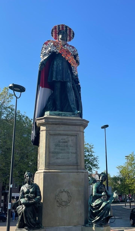 Mantel Willem II