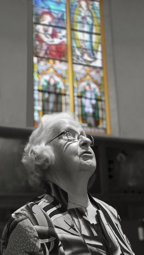Foto zuster Antonette