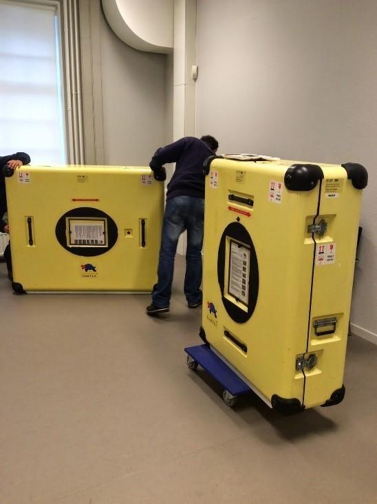 20141024 01 Koffers transport