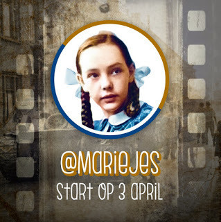Post Marie Jes start op 3 april
