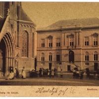 1900 Het gemeentehuis anno 1900 Er zijn nog geen beelden te zien Collectie Regionaal Archief Tilburg