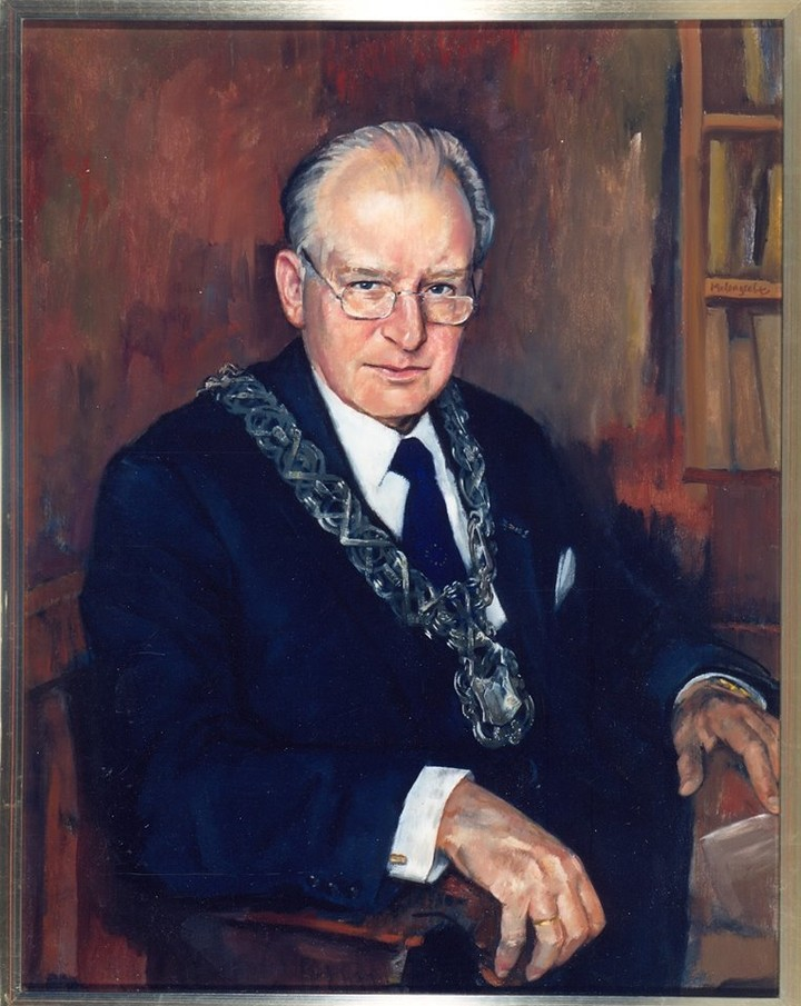 H Letschert Burgemeester van Tilburg 1975 1988