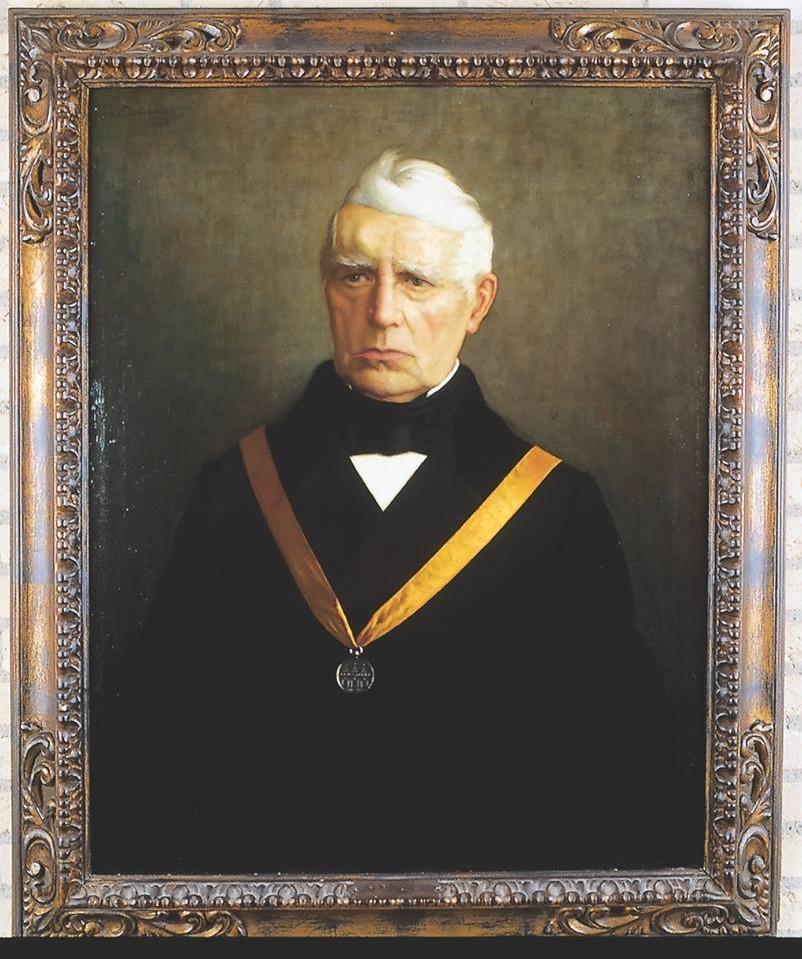 F Suys Burgemeester van Tilburg 1849 1869