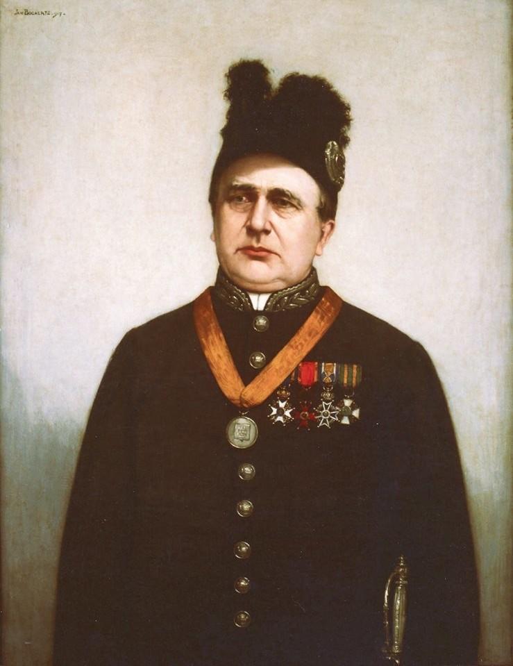 J F Jansen Burgemeester van Tilburg 1869 1901